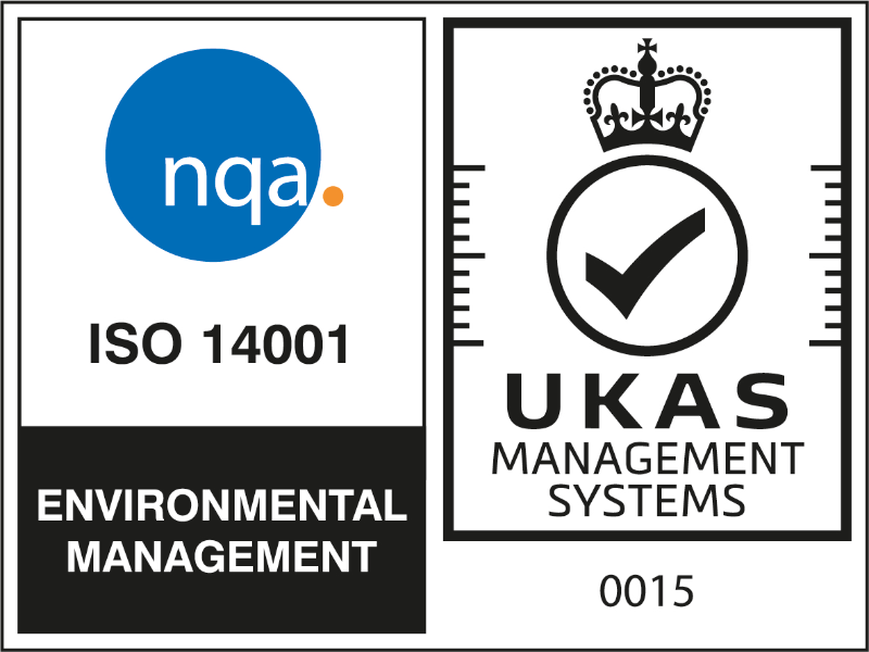 ISO 14001 | UKAS Management Systems 0015